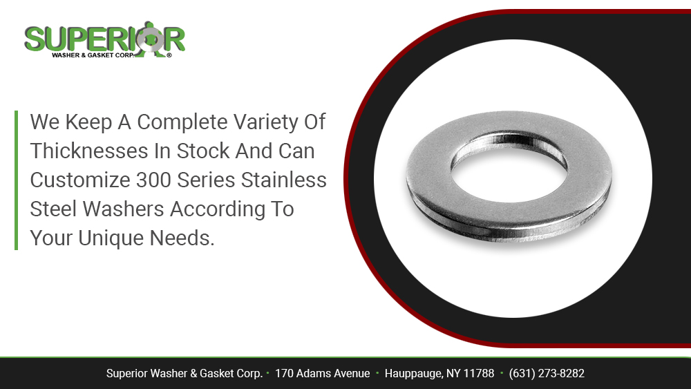 Buy 300-Series-Stainless-Steel-Washers
