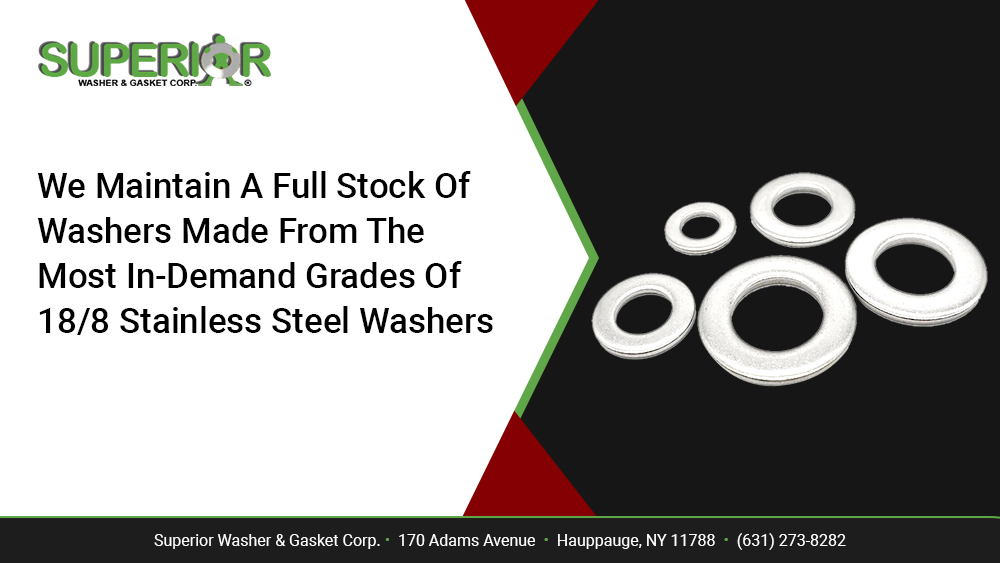Purchase 18-8-Stainless-Steel-Washers