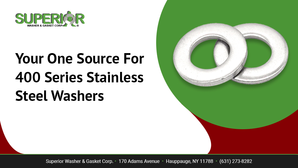 Purchase 400-Series-Stainless-Steel-Washers