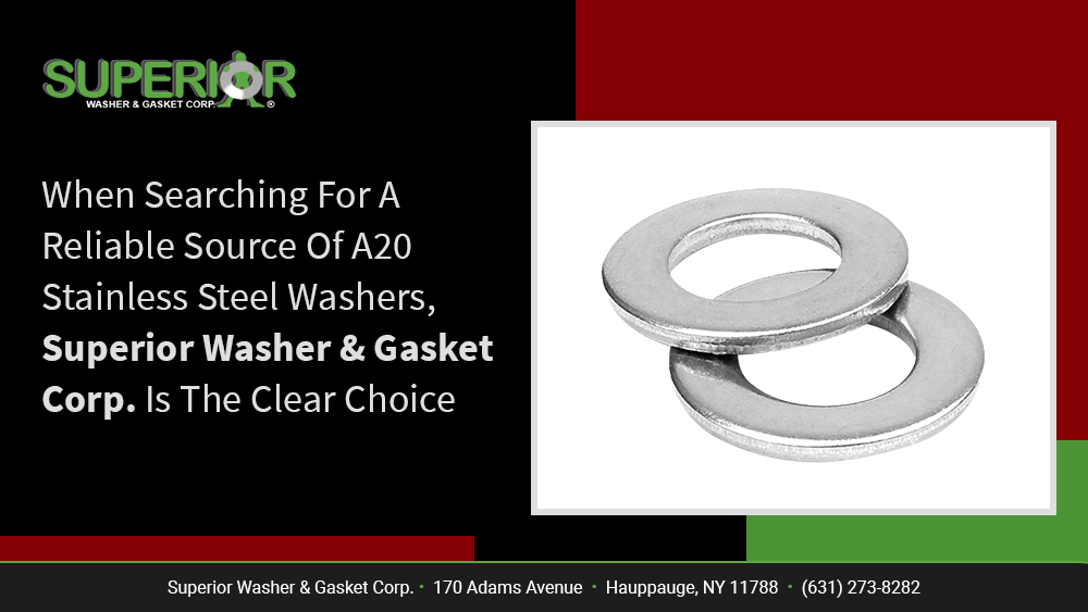 Purchase A20-Stainless-Steel-Washers