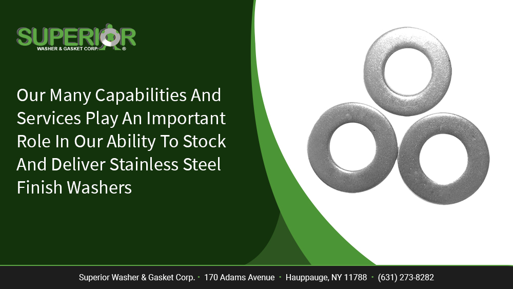 Purchase Stainless-Steel-Finish-Washers